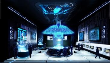 Interactive Codec Hall